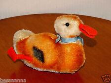 Vintage Steiff 4.25 x 6.5 Inch Play Duck 1949 Animal So Rare! BSA12091220a