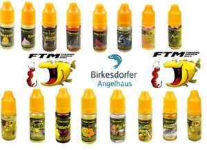 FTM Forellenbooster /  Welsbooster / Forellenlockstoff Alle Sorten