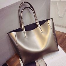 Fashion Women PU Leather Tote Purse Shoulder Messenger Satchel Handbag Hobo Bag