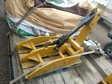 "NEW Excavator Manual Thumb Gentec MT2650  26"" x 50""  28,000 to 45,000 lbs"