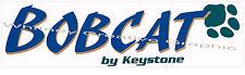 """Bobcat by Keystone""  22.5"" X 5"" RV Graphic Decal Camper Vinyl  MADE FRESH!"
