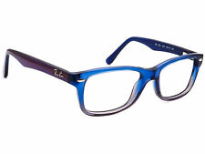 Ray Ban Eyeglasses RB 1531 3647 Blue/Purple Horn Rim Metal Frame 48[]16 130