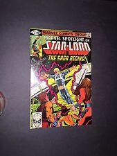 Marvel Spotlight 6 Raw 9.4 Bronze Age Key Marvel Book 1st Star Lord I.G.K.C L@@K