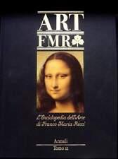 Enciclopedia dell'arte FMR Art'è, Completa