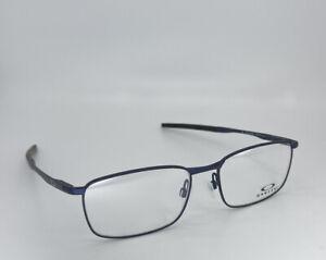 Oakley RX Eyeglasses Barrelhouse Matte Midnight OX3173-0454 54-17-139 Authentic