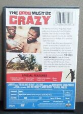 The Gods Must Be Crazy   (1980)    DVD   LIKE NEW