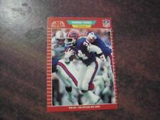 THURMAN THOMAS BUFFALO BILLS 1989 PRO SET ROOKIE NFL FOOTBALL CARD #32 RC MINT