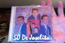 50 de Joselito- 25 de los 50 Joselito- new/sealed CD- rare?