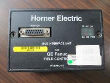 Horner Electric HE670IBU100 Interbus-S Field Processor (HE670IBU100E)
