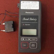 Panasonic Breadmaker Control Panel Model SD-BT55P