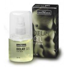 coolMann - Gel retardant l'éjaculation