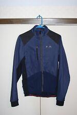 Capoforma Italy Cycling Zip Jacket Racing Adult Large Multi Navy Black Racing