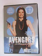 Avengers  '67  (DVD, 1998) - Diana Rigg, Patrick Macnee