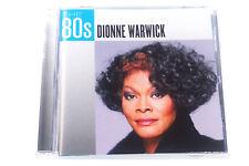 Dionne Warwick - The 80's 888750086228 CD A256