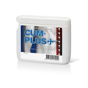 Cum Plus Formel zur Spermaerhöhung Spermaqualität und Potenz Mehr Spermavolumen