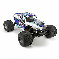 Losi 1/5 Monster Truck XL 4WD RTR with AVC, White, LOS05009T2