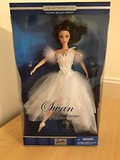 Nrfb Classic Ballet Series Swan Ballerina from Swan Lake 2001