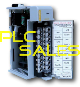 Allen Bradley 1769-OF4CI     4-Channel Isolated Analog Output Module