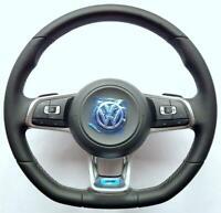 VW Golf 7 Passat CC Arteon T-Roc Polo Tiguan Scirocco T6 R Line steering wheel