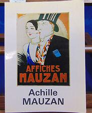Carnévalé M Affiches Achille Mauzan...
