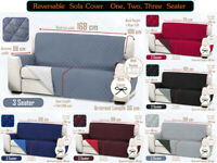 Quilted Sofa Slip Cover, Anti Slip Pet Furniture Sofa Protector Throw For Dog