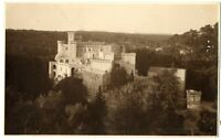 CPA 13 Bouches-du-Rhône Aix-en-provence Château de Barben carte photo