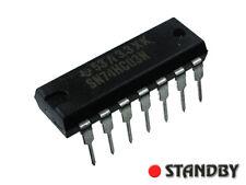5pcs 74HC03 DIP14 SN74HC03N TEXAS Quadruple 2-Input Positive-NAND Gate