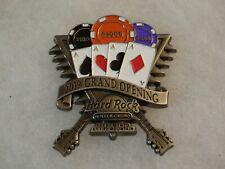 Hard Rock Café Pin Sacramento Hotel & Casino Fire Mountain Grand Opening 2019