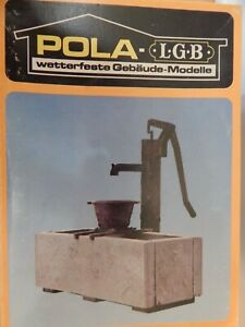 POLA # 951 WORKING WELL PUMP
