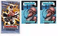2017 GARBAGE PAIL KIDS BATTLE OF THE BANDS COMPLETE SET 180 CARDS + WRAPPER GPK