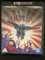 Dumbo - Disney Live Action - 4K UHD Ultra HD  Blu-ray - Brand New & Sealed