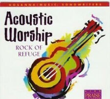 Acoustic Worship-Rock Of Refuge (*NEU*)