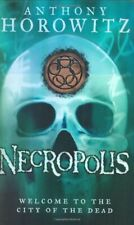 The Power of Five: Necropolis by Horowitz, Anthony Hardback Book The Fast Free