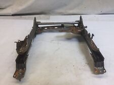09-14 NISSAN MURANO FRONT RIGHT SEAT LOWER RAIL TRACK FRAME OEM S