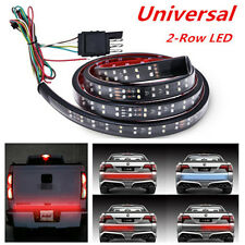 Waterproof 180 2-Row LED Stop Turn Signal Running Tailgate Light For Pickup SUV