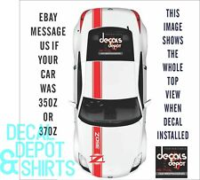 Whole Set Decal Fits Nissan 350Z, 370Z Coupe Sports Nismo Touring Convertible