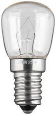 Lámpara NEVERA, E14 25W Bombilla especial para electrodomésticos