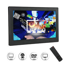 "11.6"" 16:9 HD TFT LCD Display Screen HDMI/VGA/TV Monitor Audio For CCTV PC"