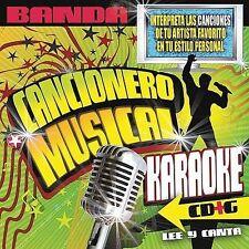 Canciones Con Banda Karaoke by Various Artists