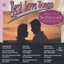 Superstars Best Love Songs 1&2