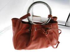 BREIL Snake borsa sacchetto pelle arancio referenza ABS1705358 new