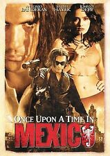 Once Upon a Time in Mexico (BRAND NEW DVD, 2004) FREE SHIPPING !!