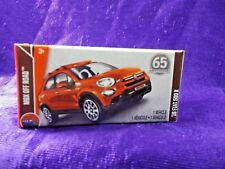 Matchbox Power Grabs '16 Fiat 500 X Mbx Off Road 65th Anniversary Boxed Die-Cast