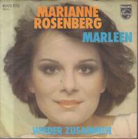 """7  """" Marianne Rosenberg  -  Marleen"""