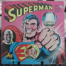 1975 Superman - FACTORY SEALED LP Album #8169