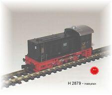 Hobbytrain 2879 - Locomotive diesel V36 Post Hanovre Ep.III noir