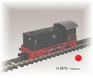 Hobbytrain 2879   -  Diesellok V36 Post Hannover Ep.III schw