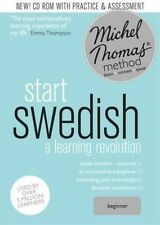Start Swedish (Learn Swedish with the Michel Thomas Method) by Roger Nyborg...