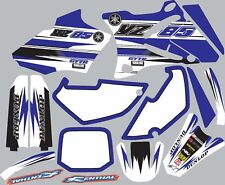 Graphics for 2002-2014 Yamaha YZ85 YZ 85 shrouds Kit fender Decal Stickers