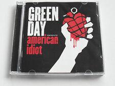 Green Day - American Idiot - Parental Advisory (CD Album) Used Very Good